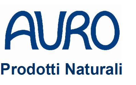 logo AURO prodotti naturali