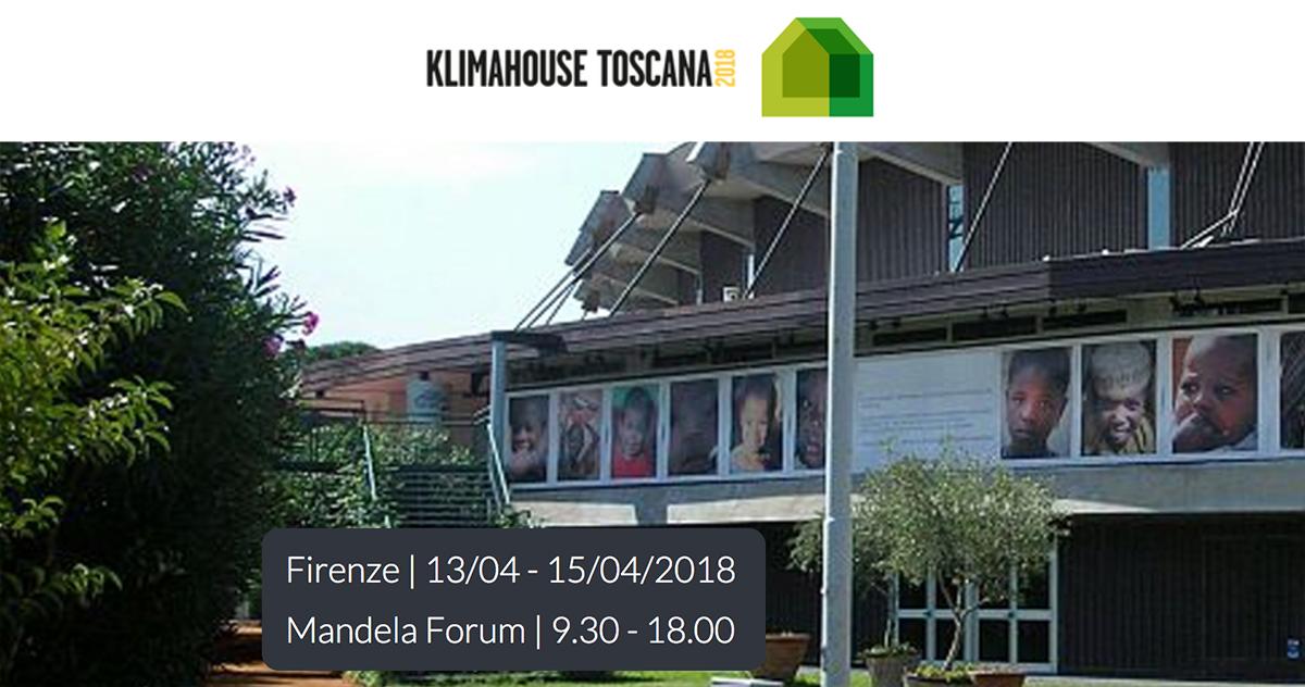 Elicona a Klimahouse Toscana 2018