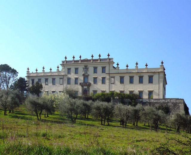 Restauro conservativo della Villa Castelpulci