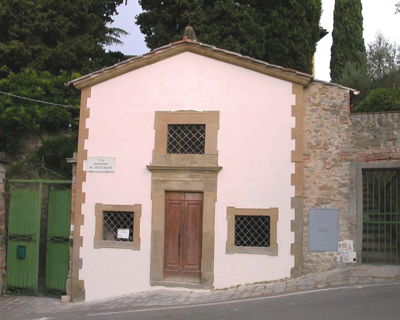 Ex Oratorio della Madonna del Carro