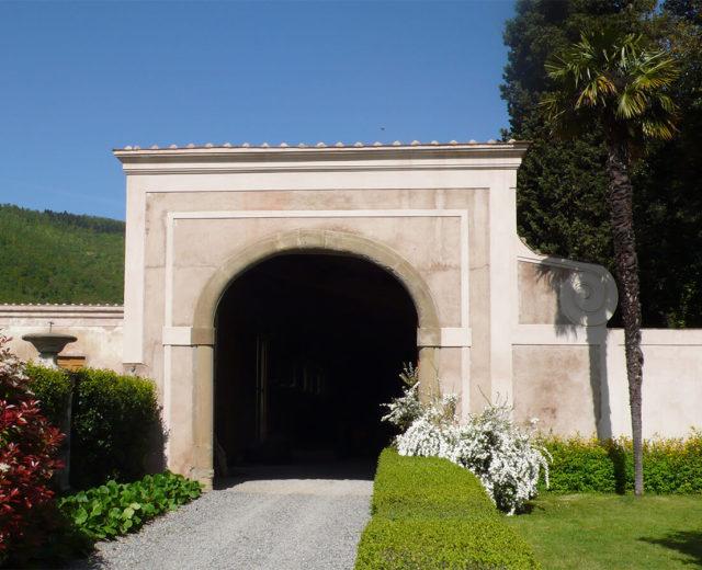 RESTAURO-EX-STALLE di villa Travalle