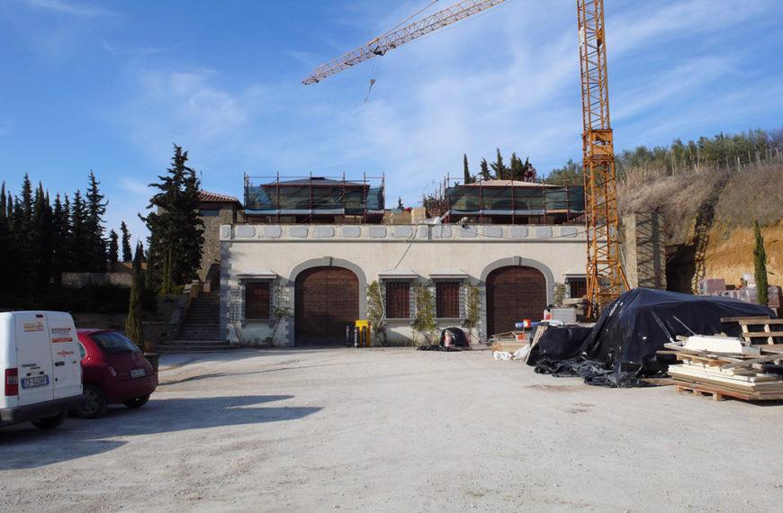Casa in Legno Castello di Monsanto