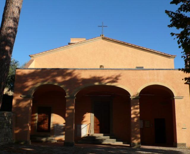 Chiesa di San Rufignano restauro 1