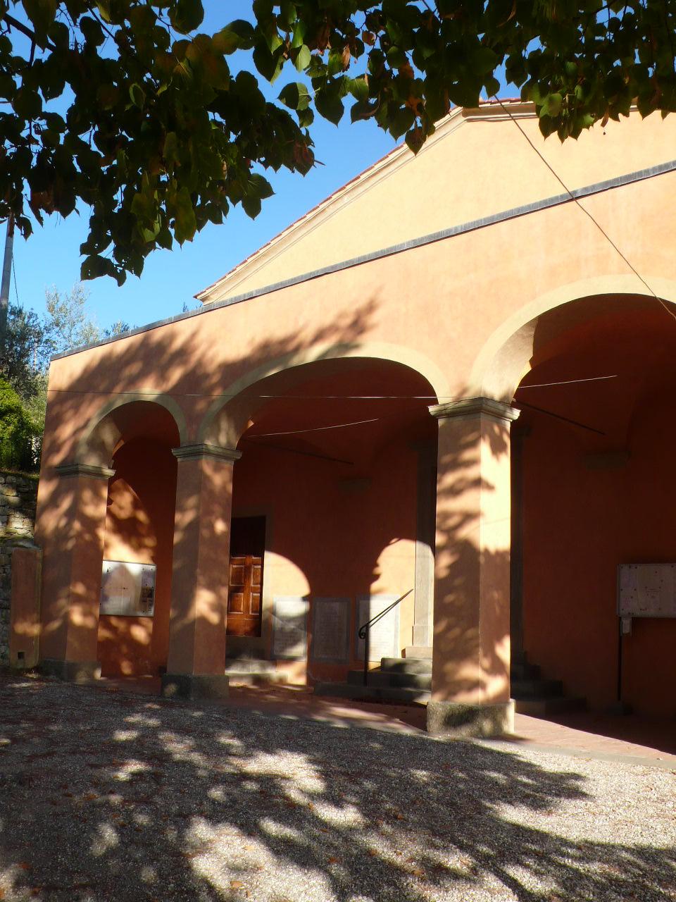 Chiesa di San Rufignano a Sommaia