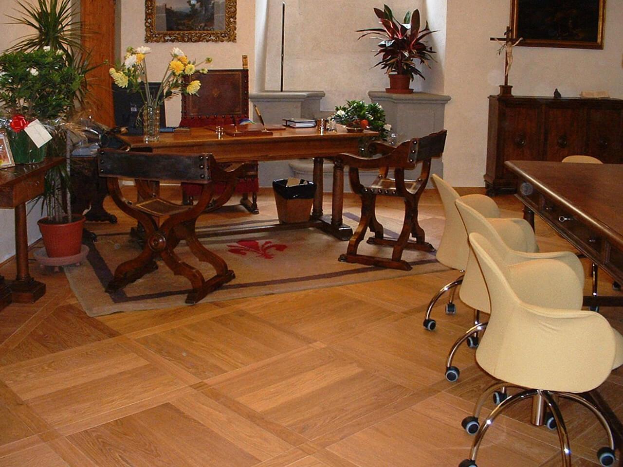Pavimento di Palazzo Vecchio