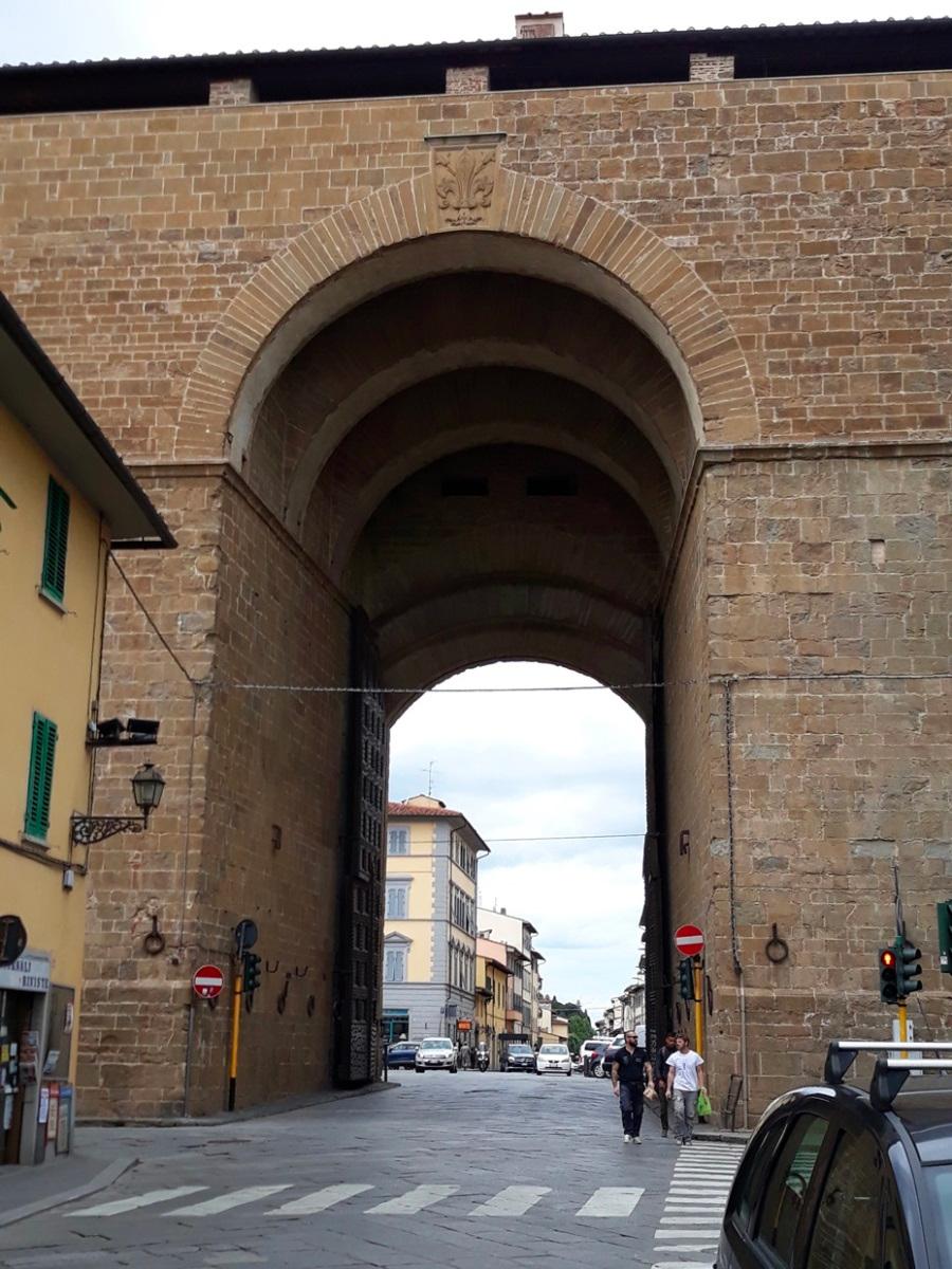 Porta San Frediano