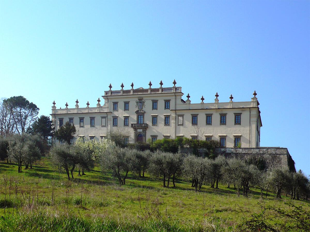 Villa Castelpulci