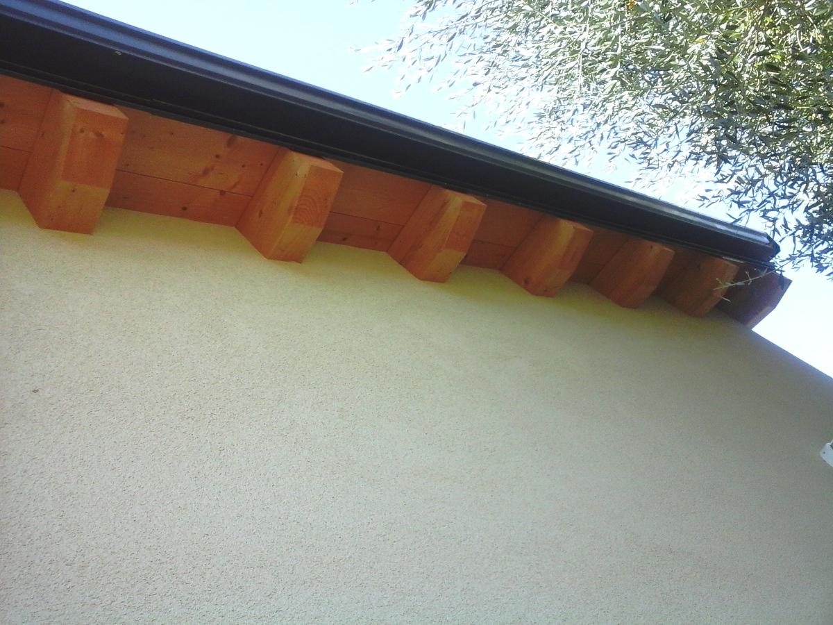 Edificio in legno a Grosseto